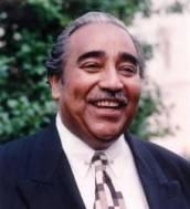 Congressman Charles Rangel (D. – N.Y.)