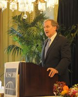 Deputy Treasury Secretary Robert Kimmitt: Without access to capital, growth will seize up.