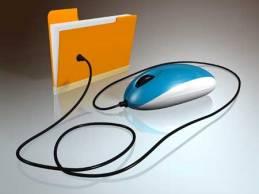 folder mouse