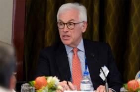 ICC Secretary General John Danilovich