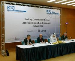 ICC welcomes banking and business executives  in Doha to rethink the future of trade finance