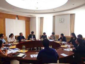 ICC updates Chinese agencies on its antitrust compliance and advocacy work.