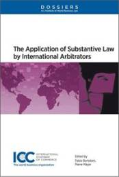 The Application of Substantive Law