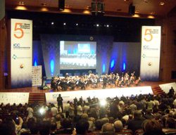 Over 1,600 delegates from 116 countries took part.