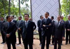 APEC leaders in Honolulu.