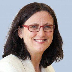 Cecelia Malmstrom, EU Trade Commissioner